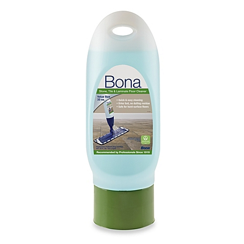 Bona 33 Ounce Stone Tile Laminate Floor Cleaner Refill Cartridge