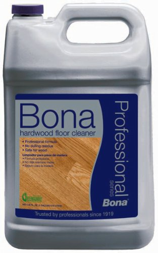 Bona Pro Series Hardwood Floor Cleaner 160 Oz Varsity